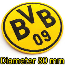 Borussia Dortmund Embroidered Iron on Patch Football Soccer Bundesliga GERMANY