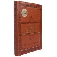 KJV Holy Bible Large Print King James Thumb Indexed With Tabs 1611 Religious