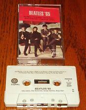 THE BEATLES 65 CASSETTE