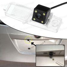 4 LED CCD Car Rear View Camera Reverse Backup for 2008-2013 Nissan Qashqai