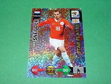 SNEIJDER NEDERLAND  PANINI FOOTBALL FIFA WORLD CUP 2010 CARD ADRENALYN XL
