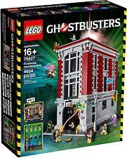 LEGO® Ghostbusters™ 75827 Feuerwehr-Hauptquartier Firehouse NEU (75828)