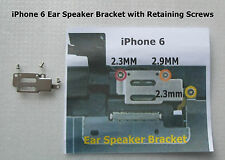 "iPhone 6 4.7"" Earpiece Speaker Bracket Holder + Retaining Screws x 3"