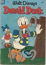 Dell Comics Walt Disney's Donald Duck # 32 VG 1953