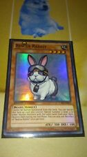 Rescue Rabbit  CT09 EN015 Super Rare Limited Edition Yugioh