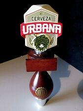 New Rare Cerveza Urbana Mexico Beer Bar Tap Handle Kegerator lot