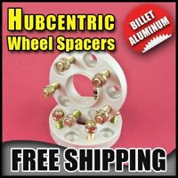 """20MM (3/4"""")   Hubcentric Adapters Wheel Spacers   Acura 5x114   64.1   12x1.5"""