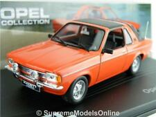 OPEL KADETT C AERO 1976-1978 MODEL CAR 1/43RD SCALE RED COLOUR EXAMPLE T3412Z(=)