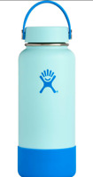 Hydro Flask 32 oz Wide Mouth Movement Limited Edition- Aquamarine