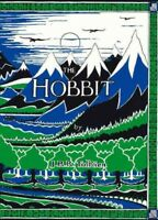 Hobbit : Or There and Back Again, Hardcover by Tolkien, J. R. R., Like New Us...