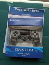 CIB NEW - Sony DualShock Wireless Controller PlayStation 4 - Crystal PS4 Limited