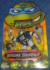 2004 *** SPACE HOPPIN LEO LEONARDO MOC *** TEENAGE MUTANT NINJA TURTLES