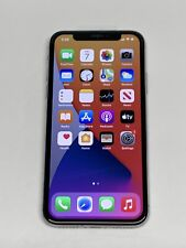 Apple iPhone X 64GB - Silver - Factory Unlocked - A1865 (CDMA + GSM).