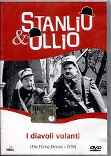 STANLIO & OLLIO: I DIAVOLI VOLANTI - DVD NUOVO SIGILLATO, 1° STAMPA, NO EDICOLA