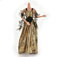 Wonderful Grain New Arrival Doll Clothes Dress for  Doll with Shawl RKCA