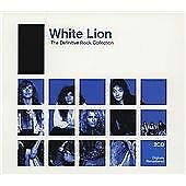 White Lion - The Definitive Rock Collection (2007) - Double CD