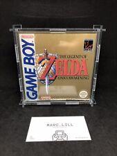 Box Protector Acrylic x Game Boy Nintendo Gameboy Color Classic Advance Case ITA