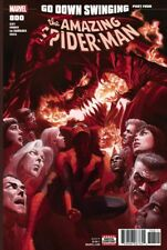 AMAZING SPIDER-MAN #800 Alex Ross Regular Cover Red Goblin NM B122