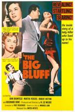 THE BIG BLUFF 1955 Crime Drama Noir Movie Film INSTANT WATCH