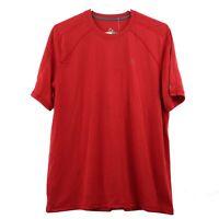 Paradox Men's Short Sleeve Performance T-Shirt, X-Large, Cardinal Red