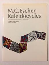 M.C. Escher Kaleidocycles Paperback Book Doris Schattschneider Wallace Walker