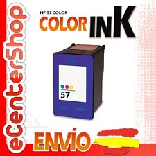 Cartucho Tinta Color HP 57XL Reman HP Deskjet F4100 Series