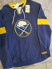 Buffalo Sabres classic wash jersey size Large.