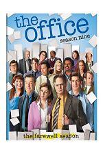 The Office season 9 Nine ( part 1 & 2 ) DVD New The Farewell Season R1