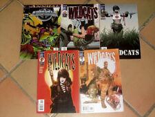 lot 5 albums WILDCATS - tous comics US VO - Wildstorm