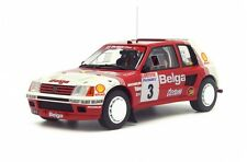 PEUGEOT 205 T16 GROUPE B BELGA - OTTOMOBILE 1/18 - NEW - NEUF !!! EN STOCK !!!!!