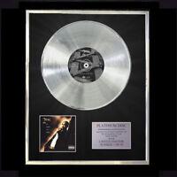 2PAC ME AGAINST THE WORLD CD PLATINUM DISC FREE P+P!!