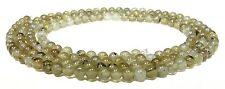 Labradorite Balls Seed Beads approx. 3 MM GEMSTONE BEADS STRAND labr-9