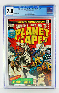 Planet of the Apes #1 CGC 7.0