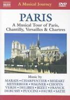 PARIS: A MUSICAL TOUR OF PARIS, CHANTILLY, VERSAILLES & CHARTRES NEW DVD