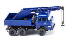 Wiking 069323 THW - Camion grue (Krupp 806) 1:87 (H0)