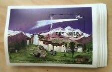 SPECIAL LOT Bhutan 1986 572 - Halley's Comet - 50 Souvenir Sheets - MNH