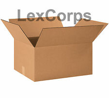 20 Qty 20x16x10 SHIPPING BOXES LC Mailing Moving Cardboard Storage Packing