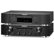 Marantz CD5005 -CD Player & Marantz PM5005- Amp Bundle Black