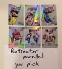 2016 NFL Panini Prizm Collegiate Draft Picks REFRACTOR Parallel  -  You pick