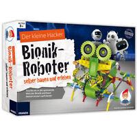 Franzis: Bionik-Roboter bauen und erleben