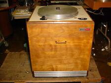 Fairchild Recording Equipment Model 530-D 530D Transcription Turntable Console