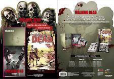 THE WALKING DEAD Dvd Stagione 1 Episodi 1 2 3 + FUMETTO GIORNI PERDUTI 1