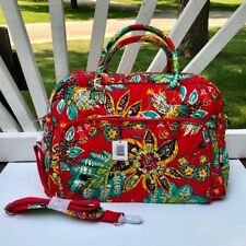 Vera Bradley Weekender Carry On in Rumba