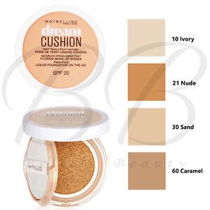 MAYBELLINE Dream Cushion Fresh Face Liquid Foundation SPF20 *CHOOSE YOUR SHADE*