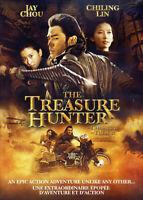 THE TREASURE HUNTER (BILINGUAL) (JAY CHOU) (DVD)