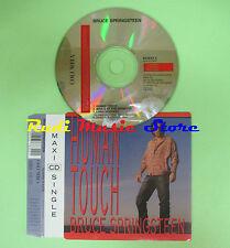CD singolo BRUCE SPRINGSTEEN HUMAN TOUCH 65787 2 UK 1992 no lp vhs mc(S18)
