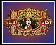 Guyana Mnh, Disney characters Mouse Pinkerton Detective Agency. x14463b
