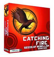 CATCHING FIRE - SEEDS OF REBELLION BOARD GAME - WIZKIDS