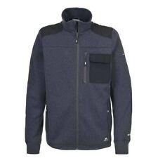 BNWT Trespass Men's Navy Rockvale Fleece Jacket Size Small RRP: $79.95