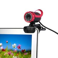 USB 2.0 50 Megapixel HD Camera Web Cam 360 Degree with MIC Clip-on for PC A